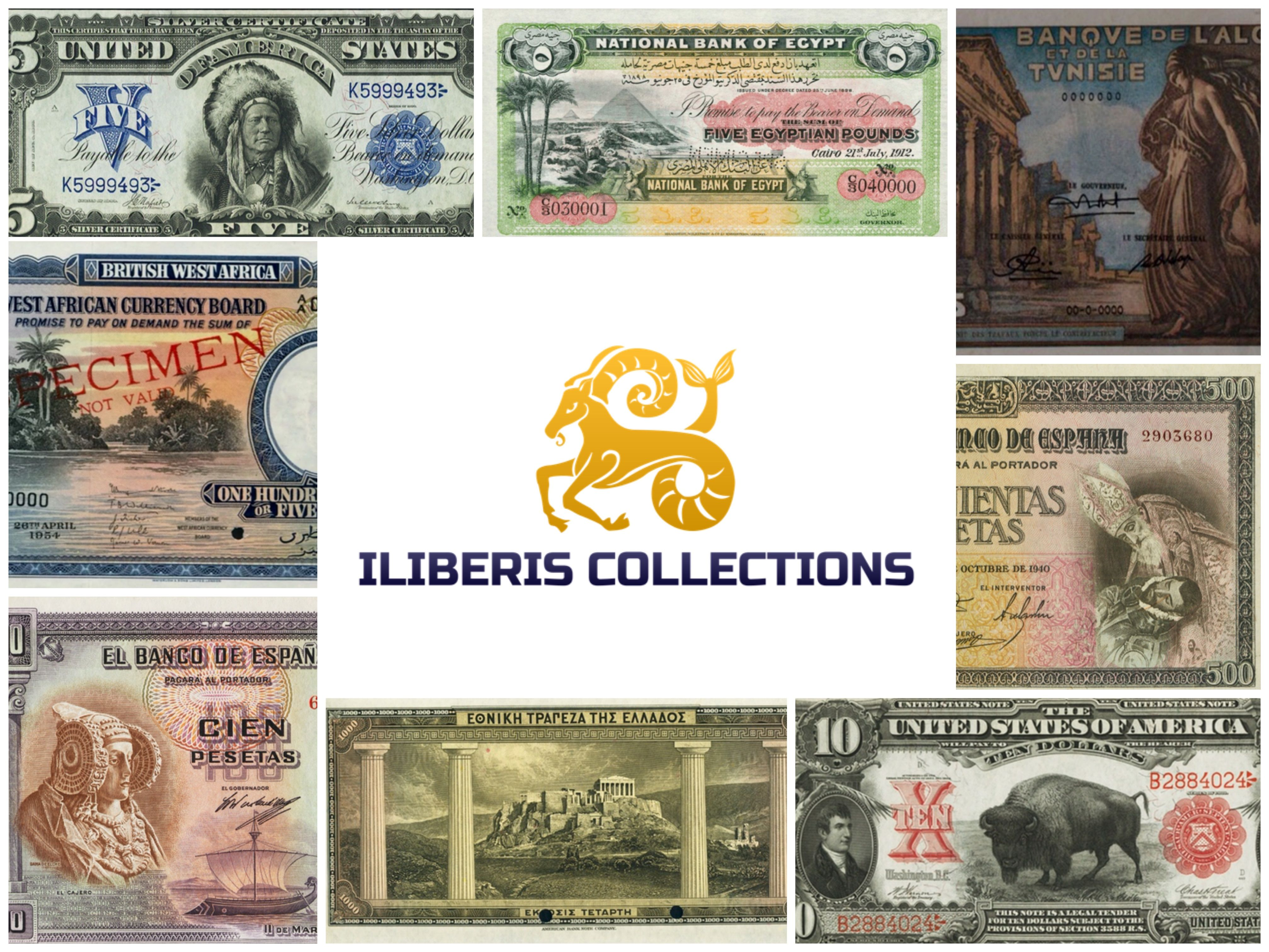 ILIBERIS COLLECTIONS Home
