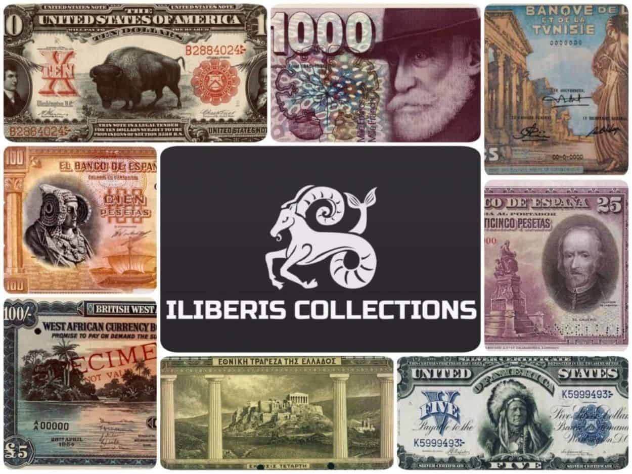 THE BANKNOTE COLLECTORS STORE